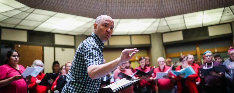 Job Posting: Spectrum Singers Artistic Director